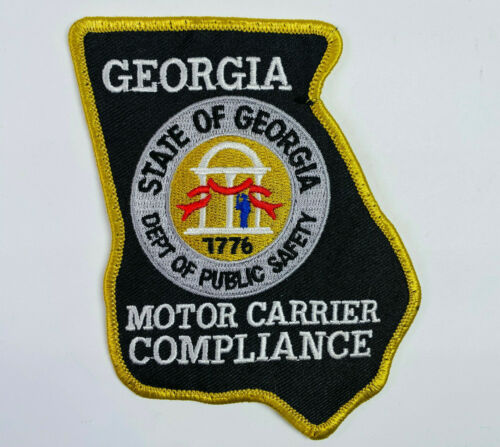 Georgia Motor Carrier Compliance Department of Public Safety Patch