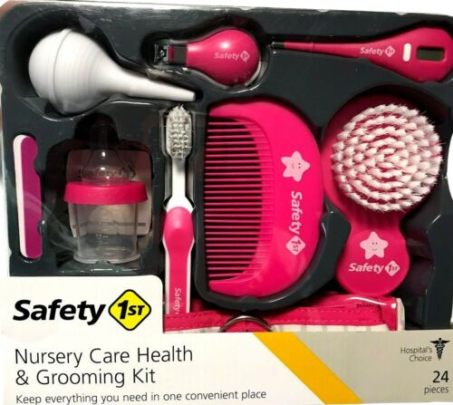 Safety 1st Baby Nursery Care Health & Grooming Kit convenient all-in-one kit NEW