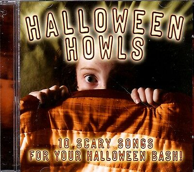 HALLOWEEN HOWLS: CLASSIC HALLOWEEN PARTY MUSIC FOR KIDS OF ALL AGES! (2011, - All Ages Halloween Party