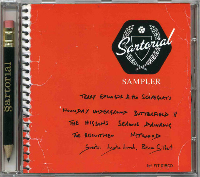 SARTORIAL SAMPLER*Scapegoats/Bruce Gilbert/Higsons+V.A.