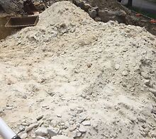 Free , clean fill (crushed sandstone ) Elanora Heights Pittwater Area Preview