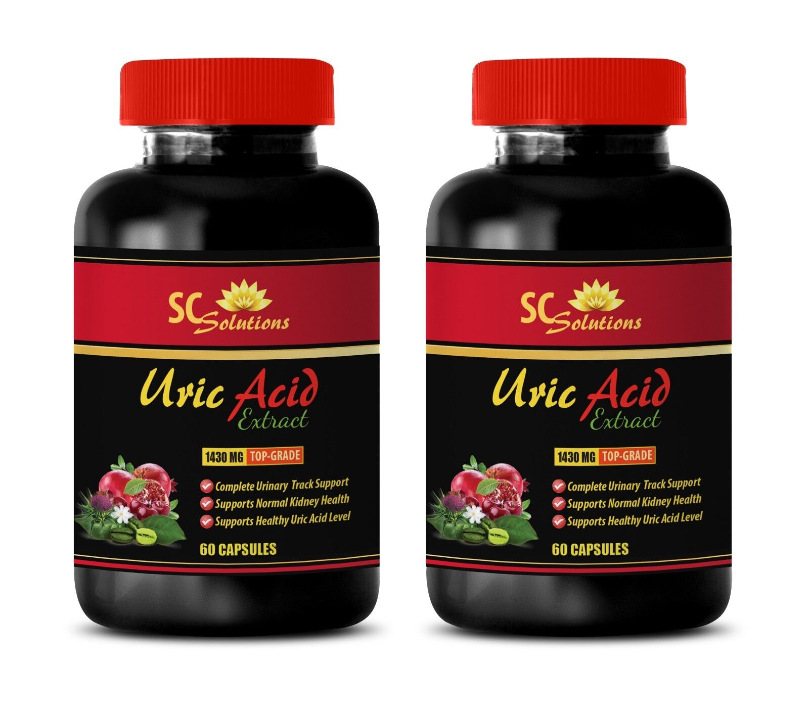 Weight loss products - URIC ACID FORMULA - kidney support fo