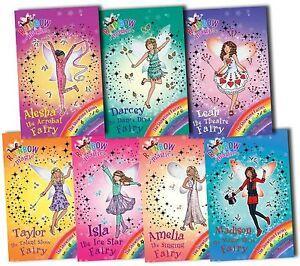 Rainbow Magic Showtime Fairies Collection Daisy Meadows 7