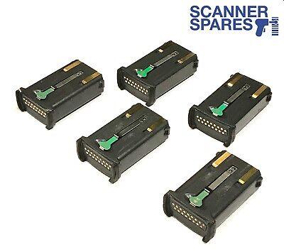 Lot Of 5 Symbol Motorola Mc9090 Battery Mc9000 Series Replacement 21-65587-02
