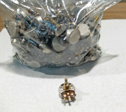Large lot of 88 CTS Potentiometers - 100k