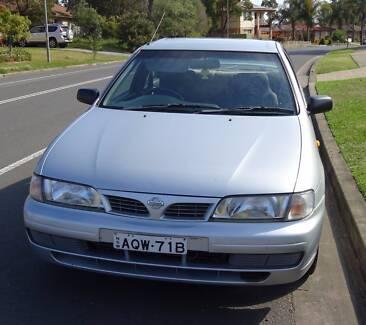 1997 Nissan Pulsar Sedan - For Sale Cranebrook Penrith Area Preview