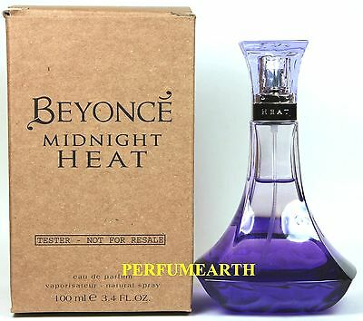 Beyonce Midnight Heat (Unbox) By Coty 3.3/3.4oz. Edp Spray For...