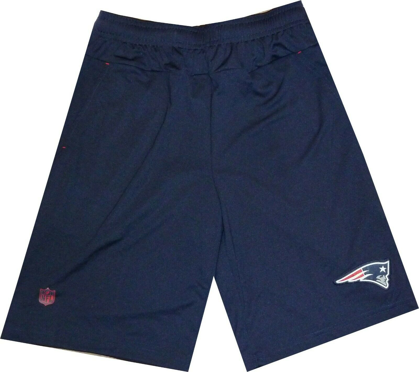 New England Patriots Youth Shorts Outerstuff Team Apparel Bo