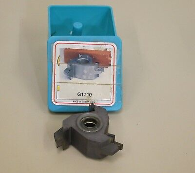 Grizzly Shaper Cutter G1710 Carbide 34 Bore