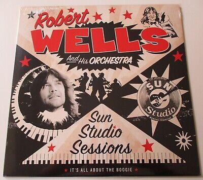 Robert Wells & his Orchestra 'SUN STUDIO SESSIONS' 12