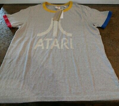 Atari Video Game Vintage Retro Womens T-shirt Size MNew with tags NWT SuperSoft