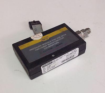 Transcat Beta 0-1psig Pressure Module 5-ub3yu-13-1 F0110r0 105614