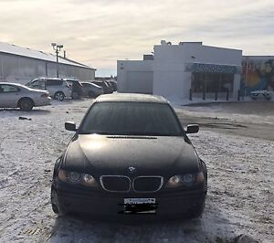 2002 BMW 330i / safetied /low kms / need gone