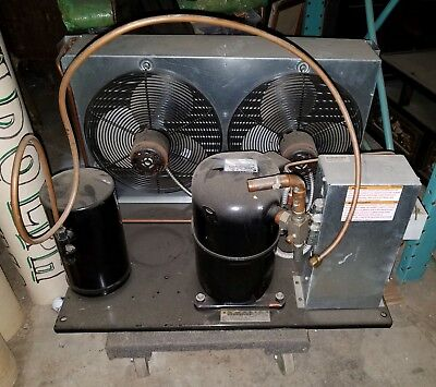 Copeland Fjal-a225 Cfv 001 Condensing Unit Refrigeration - Local Pick Up