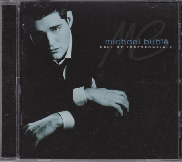 MICHAEL BUBLE - CALL ME IRRESPONSIBLE - CD  NEW -