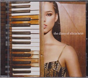 ALICIA KEYS - THE DIARY OF ALICIA KEYS - CD - BRAND NEW -