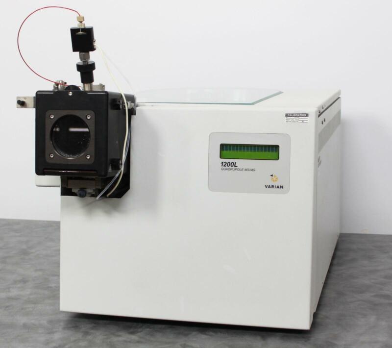Varian 1200L Quadrupole MS/MS Mass Spectrometer System