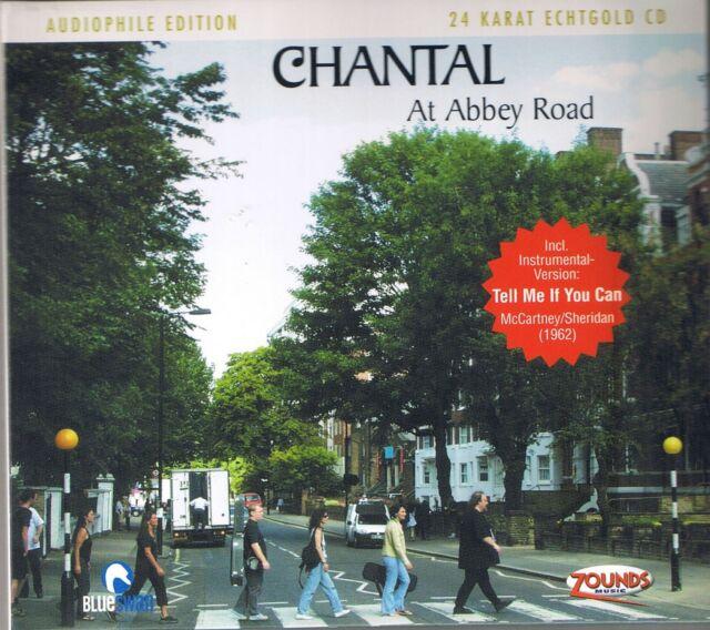 Chantal At Abbey Road Beatles Strictly Instrumental  24 Karat Zounds Gold CD Aud