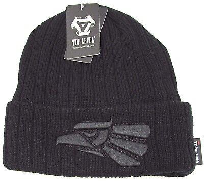 Thinsulate MEXICO Cuff Beanie Skull Cap Winter Hat Fleece Lining Adult OSFM NWT
