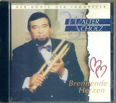 CD Walter Scholz (König der Trompeter)  - - König Der Herzen
