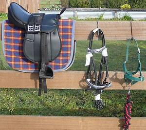 """15"""" Status GP Pony Saddle Package Sorell Sorell Area Preview"""
