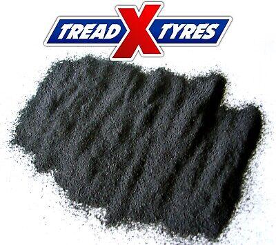 50kg Very Fine Rubber Crumb Granules Chip Dust Manufacturing Garden Mulch