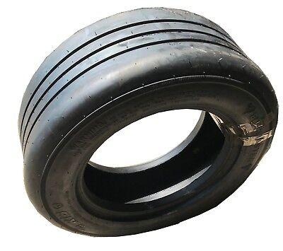 4 New Tires 26X9.00-14.5 BUSHMASTER RIB TR508 24 Ply Tube Type Shredder SIL