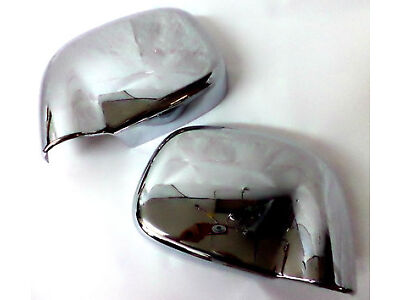02-10 Dodge Ram 1500/2500/3500 Chrome Mirror Covers by Putco #402802 NEW