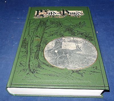 Wild und Hund Reprint Jahrgang 1903 Paul Parey nummerierte Ausgabe