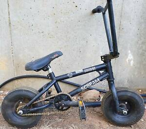 Bike mini rocker scream black
