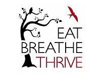 Eat Breathe Thrive - Thrive Tribe Edinburgh