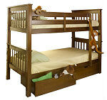 *SALE* NEW SOLD WOOD BUNK BEDS