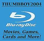 == Blu Rays, DVD Movies & Games! ==