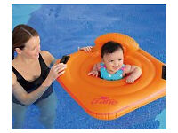 Baby Inflatable square swimming seat for ages 3 months - 1year