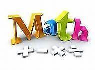 Math, Stat, Physics tutor, from gr 6 to 2nd year, IB & AP