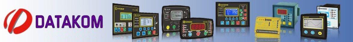 Datakom controllers for generators
