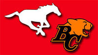 Calgary Stampeders vs BC Lions Tickets - September 18
