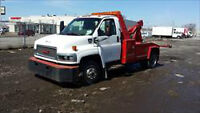 2005 GMC C5500 Tow Truck selling by Auction!