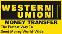 Money Transfer every where in the world , Fast , Low Price $ 4