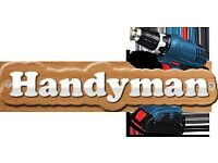HANDYMAN AVAILABLE TO DO SMALL JOBS IN CROYDON AND SURROUNDING AREAS
