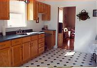 Quiet clean furnished one bedroom apartment in downtown Dart.