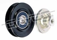 Engine Belt Idler Pulley For Holden Commodore VL 3.0L 6 Cyl RB30 Inc Turbo EP005