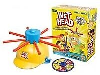 Wet Heads water roulette game