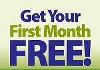 ONE MONTH FREE TV SERVICE! FREE INSTALLATION!!