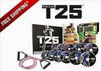 $35 T25 workout DVD Call or text JEREMY 647 609 7978
