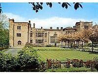 Bolling Hall Ghost Hunt, Bradford