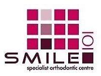 Orthodontic Practice Receptionist/ Administrator