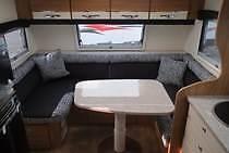 2016 A'van Jensen 609 Club Lounge Shower & Toilet