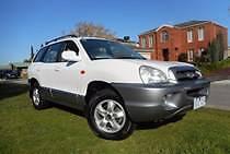 2004 Hyundai Santa Fe Wagon Moorabbin Kingston Area Preview