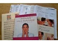 Indian Head Massage Books, Lesson Plans, Scheme of Work etc